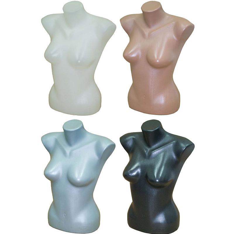 Μπούστο Γυναικείο Πλαστικό Κοντό