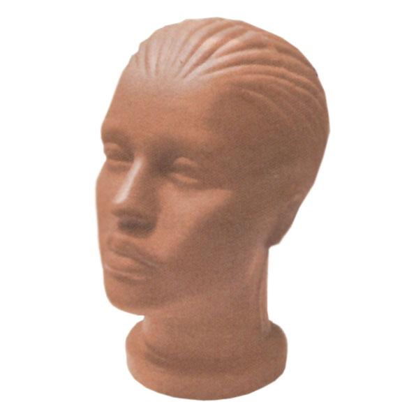 Κεφάλι Πλαστικό Φυσικό Μπεζ