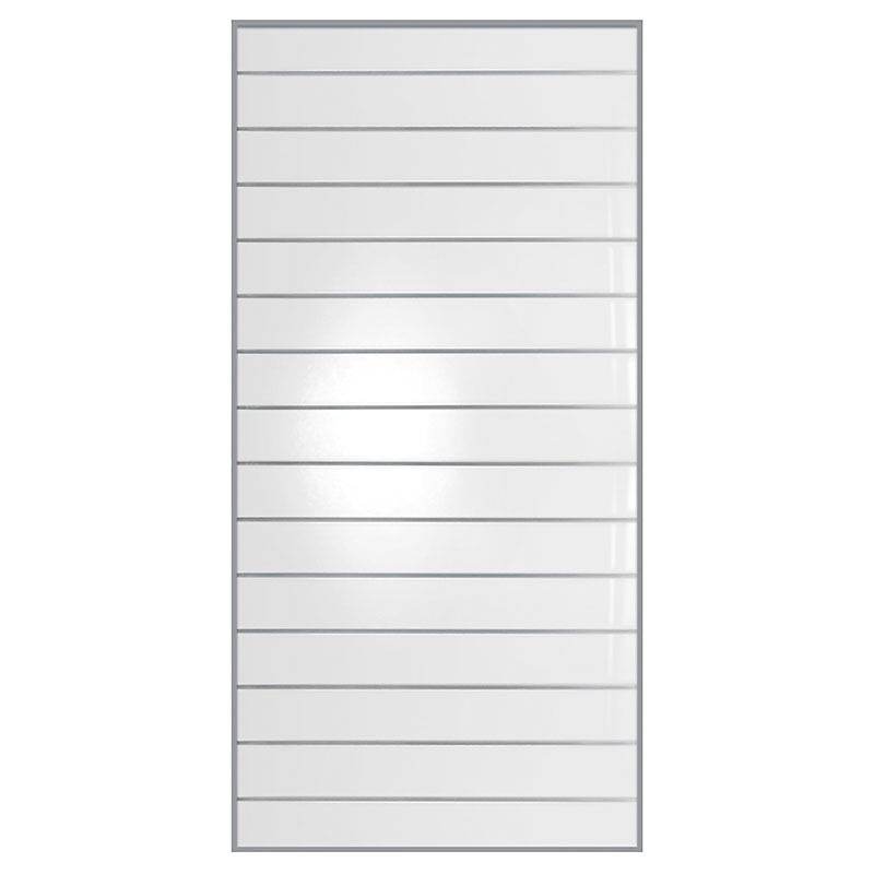 Slatwall Panel 120 x 240 (Y) cm