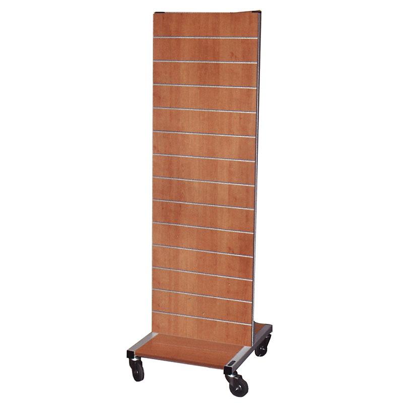 Γόνδολα Slat Wall Panel Διπλής Όψης