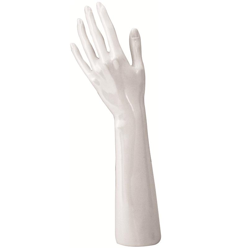 Χέρι Λευκό Γυαλιστερό